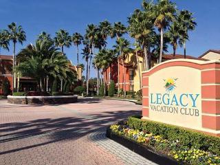 LEGACY VACATION CLUB RESORT 4P - Orlando vacation rentals