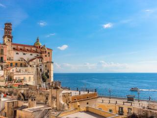 The Sirens, house on the Amalfi Coast, sea view - Atrani vacation rentals