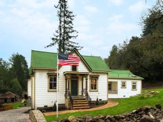 Unique Historic Home with Secret Passageway - Sebastopol vacation rentals