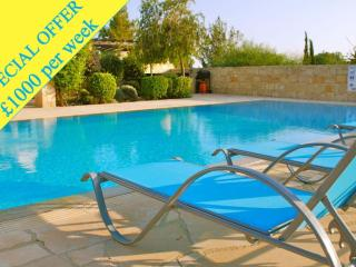 Villa 400 Anteros, Aphrodite Hills - Kouklia vacation rentals