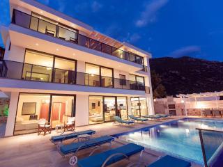Rental luxury villa in Kalkan with oceanview - Kalkan vacation rentals
