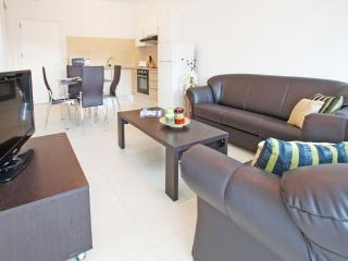 Perfect Condo with Balcony and Parking - Protaras vacation rentals