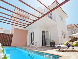 Charming Villa with Balcony and Parking - Protaras vacation rentals