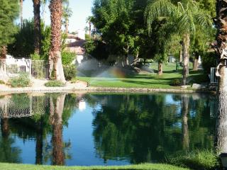 An Oasis In The Desert ; Peaceful, Water View - Palm Desert vacation rentals