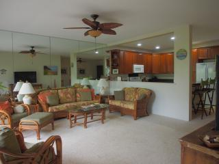 Spacious 2 Bdrm at Regency Poipu Kai Free Wi-fi - Poipu vacation rentals
