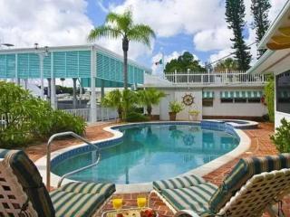 Pass-A-Grille Beach Bay House Sleeps 11 Pool - Saint Pete Beach vacation rentals