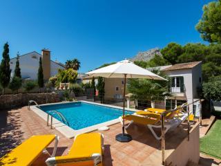 CAVALL BERNAT - Property for 8 people in CALA SANT VICENÇ - Cala San Vincente vacation rentals