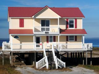 Bayfront Home on Sandy Beach with Private Pool - Dauphin Island vacation rentals