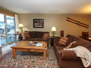 Beautiful 2 BR Condo, Pool, Hot tub, Sauna! Completely renovated! On shuttle route - Crested Butte vacation rentals