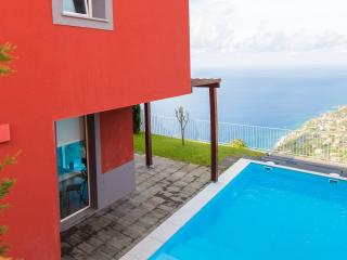 Villa Camacho VIII - Atlantic Towering House - Arco da Calheta vacation rentals