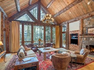 Experience the privacy and luxury of this classic vacation home in Telluride`s Mountain Village - Telluride vacation rentals