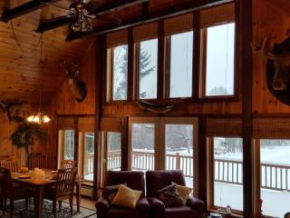 Rustic Chalet 3BR 2BA Now Booking - Jackman vacation rentals