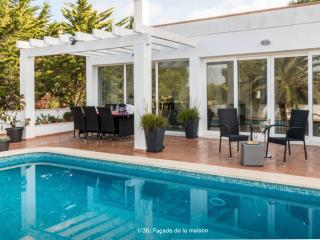 Cala Canutells villa moderne sur l ile de Minorque - Minorca vacation rentals