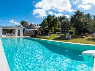 Santa Maria dei Grani: Holiday Rental Trulli Pool - Ceglie Messapica vacation rentals