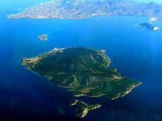 Greece Agistri Island Beachfront House Sleeps 6 - Skala vacation rentals