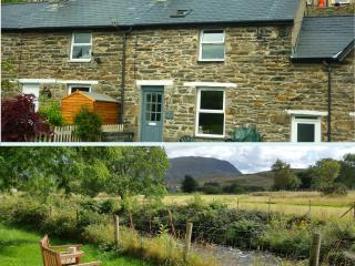 Moelwyn Cottage, Cosy Snowdonia Cottage Sleeps 2-4 - Tanygrisiau vacation rentals