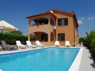 Holiday House in Šišan with private pool - Pula vacation rentals