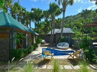 Palm House at Anse des Lezards, St. Barth - Camaruche vacation rentals