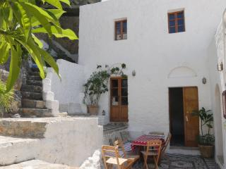 Villa with Garden in Lindos village near the beach - Lindos vacation rentals