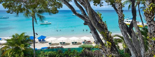 SPECIAL OFFER: Barbados Villa 193 Intimately Set In Luxuriously Landscaped Gardens With Beautiful, Aged Mahogany Trees And A Private Entrance To The Beach. - Image 1 - Paynes Bay - rentals