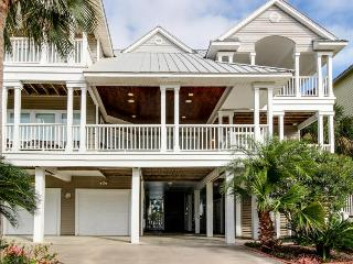 Luxury dog-friendly home with a private pool, tiki bar, & hot tub! - Galveston vacation rentals