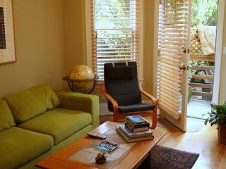 Elegant Garden Apartment in Lovely Neighborhood - San Francisco vacation rentals