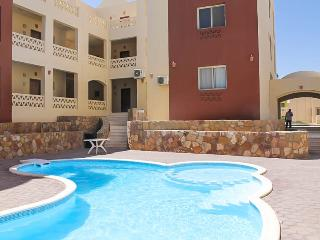 Makadi 2 bed Garden apartment with pool - Makadi Bay vacation rentals