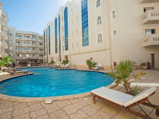 Beautiful apartment across the road from the beach - Hurghada vacation rentals