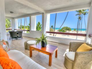 Incredible Oceanfront 3 Bedroom Apartment S-B201 - Bavaro vacation rentals