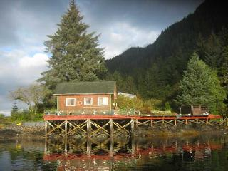Stack Clan House Lodge, Naha Bay Loring Alaska - Loring vacation rentals