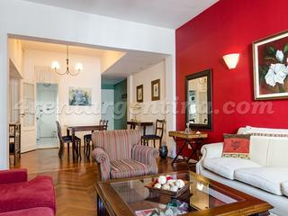 2 bedroom Apartment with Internet Access in Buenos Aires - Buenos Aires vacation rentals