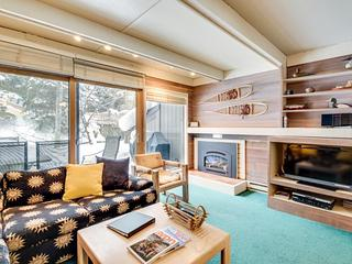 Ski-in/ski-out condo with shared pools & sauna! - Ketchum vacation rentals
