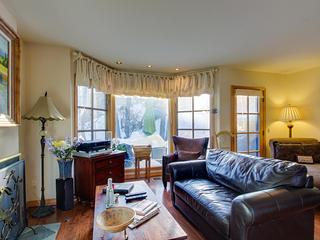 Cozy home on Trail Creek with a shared pool - walking distance to town - Ketchum vacation rentals