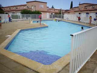 Villa T3 avec piscine dans résidence sécurisée. - Saint-Cyprien-Plage vacation rentals