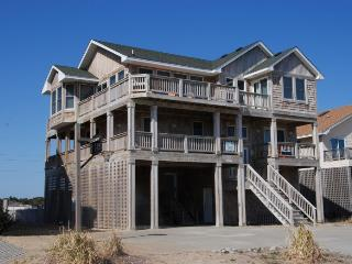 8BR, 8.5 Bth, SEMI-OCEANFRONT, POOL, HOTTUB-SNH15 - Nags Head vacation rentals