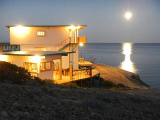 Remote Oceanfront Lodge, Cedros Island, Mx - Isla Cedros vacation rentals
