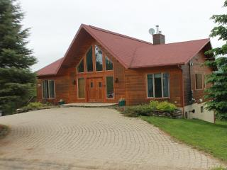 Executive Chalet with a Million Dollar View - Mont Tremblant vacation rentals