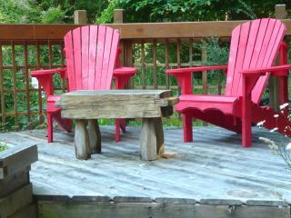 Salt Spring Carriage House B & B - Romantic Loft - Salt Spring Island vacation rentals
