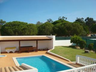 Villa Santa Eulalia private pool near the Beach - Olhos de Agua vacation rentals