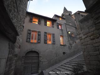 Medieval Village House - Knights Templar Apartment - Mazan vacation rentals