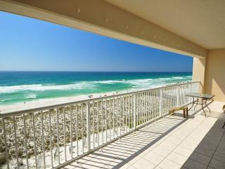 Absolute GulfFront, Spectacular view, Huge balcony - Navarre vacation rentals