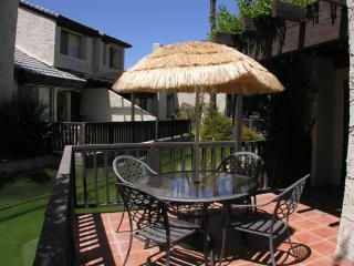Wonderful 2 bedroom Palm Springs Condo with A/C - Palm Springs vacation rentals