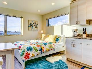 Urban studio w/Mt. Rainier views & dog friendly! (2nd floor) - Seattle vacation rentals