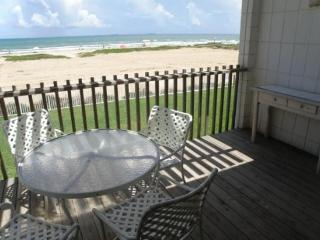 Beachfront dog-friendly condo w/Gulf views & a shared pool! - Port Isabel vacation rentals
