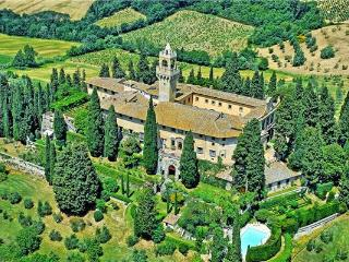 Villa in Montespertoli, Tuscany, Italy - Montegufoni vacation rentals