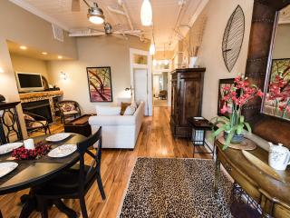Downtown Luxury Asheville Condo - 2 BR/2 BA - Heart of Downtown - Asheville vacation rentals