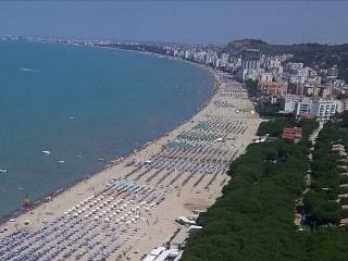 Beachfront  Apartment Golem Durres - Golem vacation rentals