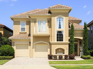 5 Bed Elegant Reunion Pool Home 6 Miles to Disney - Kissimmee vacation rentals