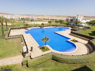 Modern apartment on golfresort - Sucina vacation rentals