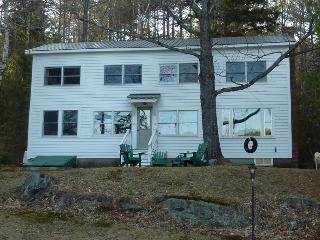 Spacious Home on Twitchell Pond - 15 min to Bethel - Greenwood vacation rentals